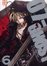 07-Ghost T6, manga chez Kazé manga de Amemiya, Ichihara