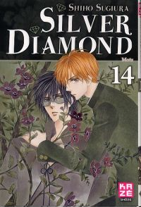 Silver diamond T14, manga chez Kazé manga de Sugiura