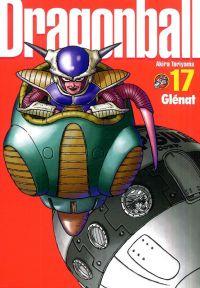 Dragon Ball – Ultimate edition, T17, manga chez Glénat de Toriyama