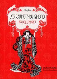 Les carnets du kimono, bd chez La boîte à bulles de Badaroux-Denizon, Peña