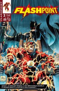 Flashpoint T2, comics chez Urban Comics de Azzarello, Johns, Risso, Kubert, Sinclair, Mulvihill