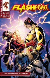 Flashpoint T3, comics chez Urban Comics de Snyder, Francis, Johns, Ha, Kubert, Lyon, Sinclair