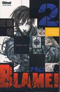 Blame ! T2, manga chez Glénat de Nihei
