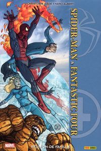 Spider-Man & Fantastic Four : Réunion de famille (0), comics chez Panini Comics de Gage, Alberti