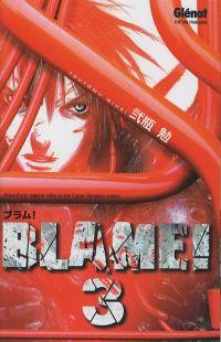 Blame ! – Edition simple, T3, manga chez Glénat de Nihei