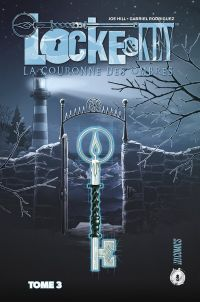 Locke & Key T3 : La couronne des ombres (0), comics chez Hi Comics de Joe Hill, Rodriguez, Fotos