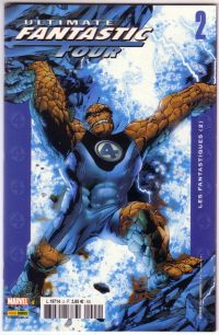 Ultimate Fantastic Four T2 : Les Fantastiques (2/3) (0), comics chez Panini Comics de Bendis, Kubert, Stewart, Hitch