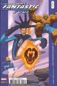 Ultimate Fantastic Four T3 : Les Fantastiques (3/3) (0), comics chez Panini Comics de Bendis, Kubert, Stewart, Keown