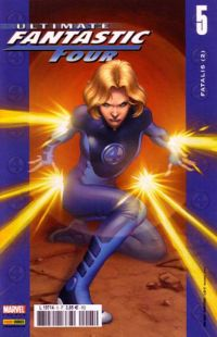 Ultimate Fantastic Four T5 : Fatalis (2/3) (0), comics chez Panini Comics de Ellis, Immonen, Stewart