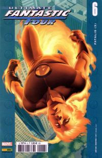 Ultimate Fantastic Four T6 : Fatalis (3/3) (0), comics chez Panini Comics de Ellis, Immonen, Stewart