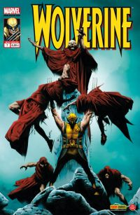 Wolverine (revue) T7 : La revanche, comics chez Panini Comics de Aaron, Guedes, Wilson, Lee