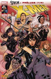 X-Men (revue) – V 2, T11 : Point de rupture - Schism prelude (1/4) (0), comics chez Panini Comics de Gillen, Jenkins, Dodson, De La Torre, Ponsor, Loughridge