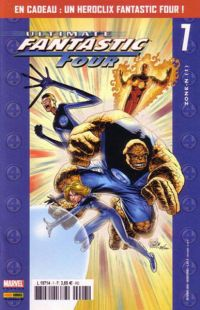 Ultimate Fantastic Four T7 : Zone-N (1/3) (0), comics chez Panini Comics de Ellis, Kubert, Stewart