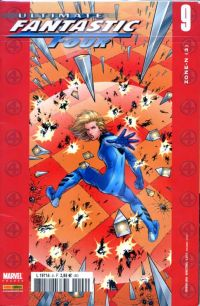 Ultimate Fantastic Four T9 : Zone-N (3/3) (0), comics chez Panini Comics de Ellis, Kubert, Stewart