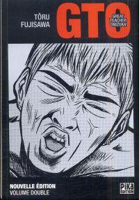 GTO - édition double T3, manga chez Pika de Fujisawa