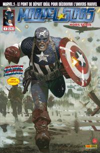 Marvel Stars - Hors série T2 : Goulag (0), comics chez Panini Comics de Brubaker, Breitweiser, Samnee, Deodato Jr, Gaudiano, Guice, Beredo, Breitweiser, Acuña