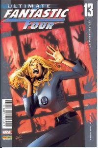 Ultimate Fantastic Four T13 : Le passage (2/2) (0), comics chez Panini Comics de Millar, Land, Ponsor