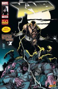X-Men (revue) – Hors série V 2, T4 : Collision (0), comics chez Panini Comics de Way, Liu, Checchetto, Stegman, Buffagni, Padilla, d' Armata, Rauch, Camuncoli