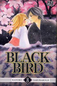 Black bird T8, manga chez Pika de Sakurakouji