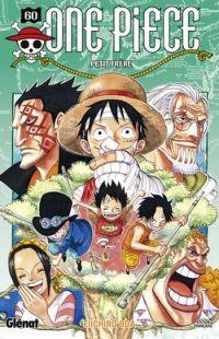 One Piece T60, manga chez Glénat de Oda