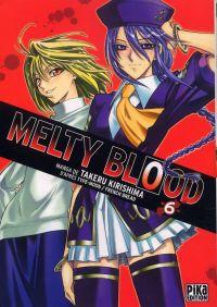 Melty blood T6, manga chez Pika de French bread, Type-moon, Kirishima