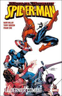 Spider-Man Marvel Knights : Le dernier combat (0), comics chez Panini Comics de Millar, Cho, Dodson, Hannin, Martin