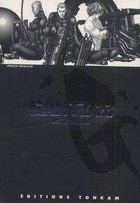 Gantz – 1e edition, T23, manga chez Tonkam de Oku
