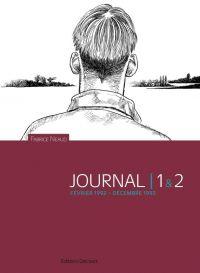 Journal, bd chez Ego comme X de Neaud