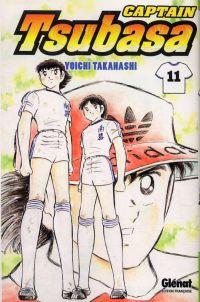 Captain Tsubasa T11, manga chez Glénat de Takahashi