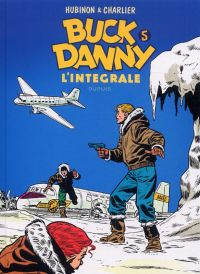 Buck Danny T5 : 1955-1956 (0), bd chez Dupuis de Charlier, Hubinon
