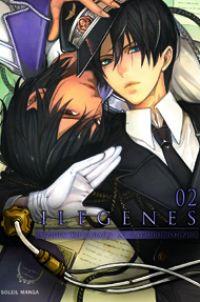 Ilegenes T2, manga chez Soleil de Kuwabara, Ishizue