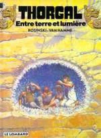 Thorgal T13 : Entre terre et lumière (0), bd chez Le Lombard de Van Hamme, Rosinski