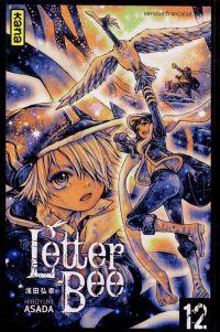Letter bee T12, manga chez Kana de Asada