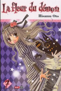 La fleur du démon T7 : , manga chez Panini Comics de Oto