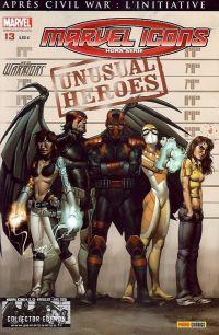 Marvel Icons - Hors série T13 : New Warriors - Provocation (0), comics chez Panini Comics de Grévioux, Medina, Gracia, Klein
