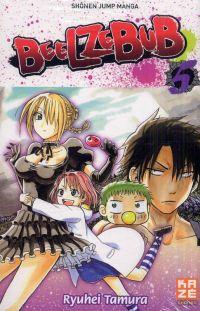 Beelzebub T5, manga chez Kazé manga de Tamura