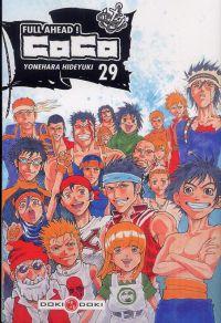 Full Ahead ! Coco T29, manga chez Bamboo de Yonehara