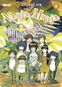 Nanja monja T6, manga chez Glénat de Itô