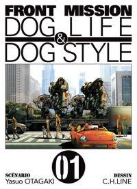 Front Mission - Dog Life and Dog Style T1, manga chez Ki-oon de Otagaki, C.H.LINE