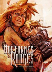 Nocturnes rouges T7 : Un soupçon d'humanité (0), bd chez Soleil de Nhieu, Looky, Torta