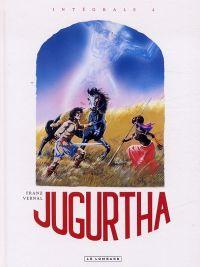 Jugurtha T4 : Intégrale 4 (0), bd chez Le Lombard de Vernal, Franz