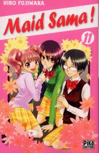 Maid sama ! T11, manga chez Pika de Fujiwara