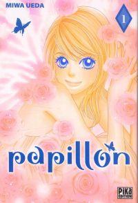 Papillon T1, manga chez Pika de Ueda