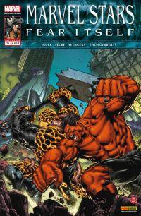Marvel Stars T13 : Planète peur (0), comics chez Panini Comics de Parker, Spencer, Walker, Eaton, Shalvey, Casagrande, Martin, Simpson, d' Armata, d' Auria, Breitweiser, Pagulayan