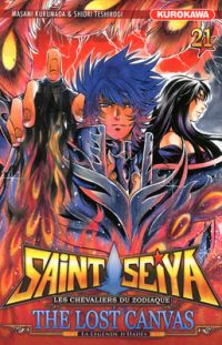 Saint Seiya - The lost canvas  T21, manga chez Kurokawa de Teshirogi, Kurumada