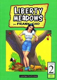 Liberty Meadows T2 : Eden - partie 2, comics chez Canto Editions de Cho