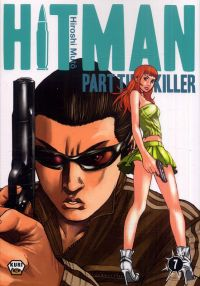 Hitman - Part time killer T7, manga chez Ankama de Mutô