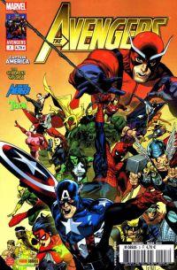 The Avengers (revue) – V 2, T3 : Rêveurs américains (0), comics chez Panini Comics de Heinberg, McKeever, Brubaker, Fraction, McNiven, Cheung, Coipel, Mayhew, Beredo, Martin, Ponsor, Yu