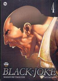 Black Joke T4, manga chez Ankama de Koike, Takami, Taguchi