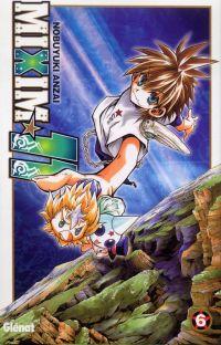 Mixim 11 T6, manga chez Glénat de Anzai